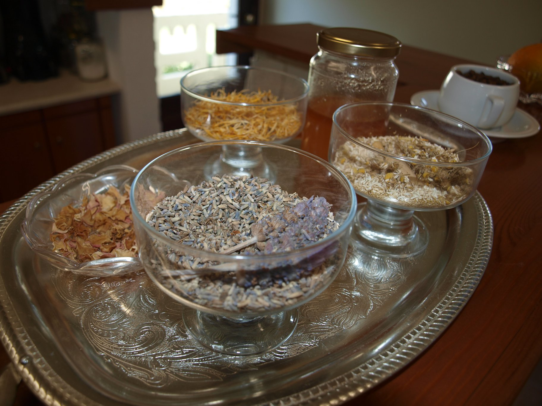 natural ingredients for soap