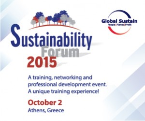 BANNERS SUSTAINABILITY FORUM 2015 300x250px