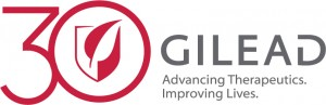 Gilead_30_anniversary_logo